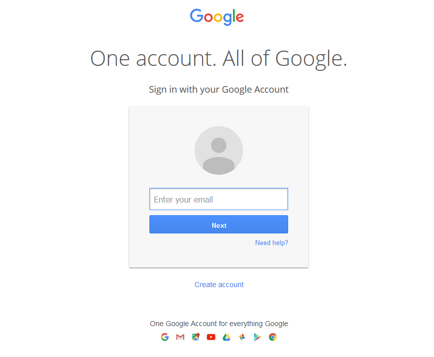 how to change your password on google account