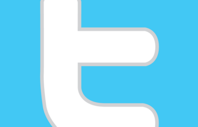 twitter logo image for account logout post