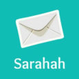 sarahah logo image for sarahah on snapchat article